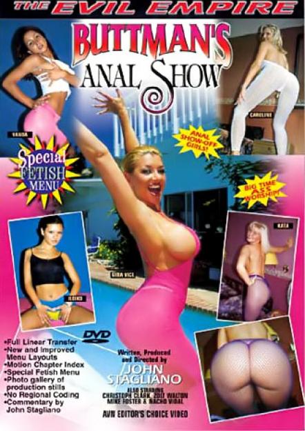 Buttman's Anal Show #01