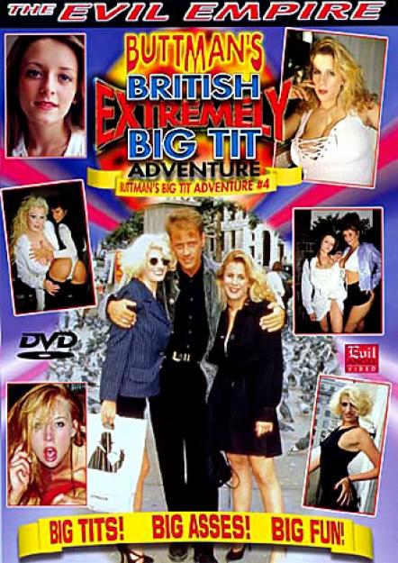 Buttman's British Extremely Big Tit Adventure