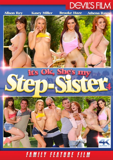 It's Okay! She's My Stepsister #04