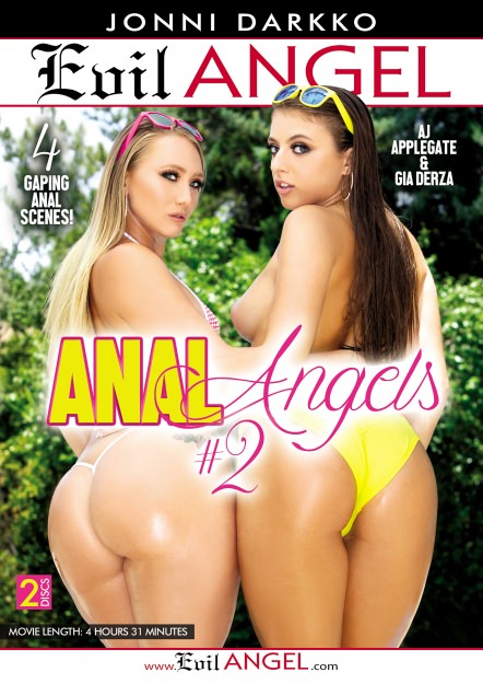 Anal Angels #02