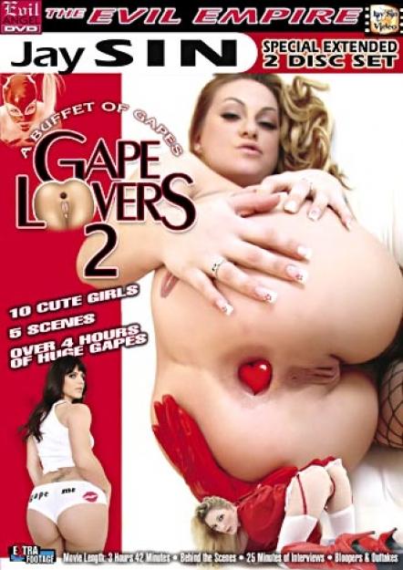 Gape Lovers 2