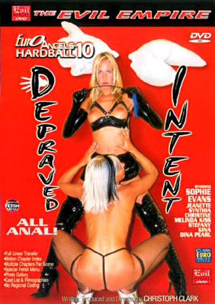 Euro Angels Hardball #10 - Depraved Intent