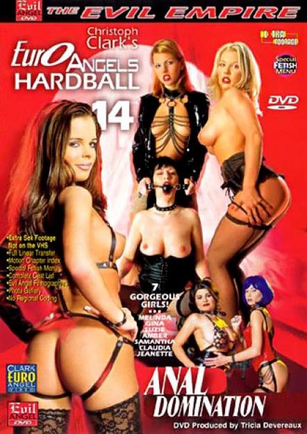Euro Angels Hardball #14 - Anal Domination