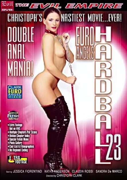 Euro Angels Hardball #23 - Double Anal Mania