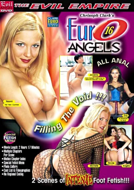 Euro Angels 16 - Filling The Void