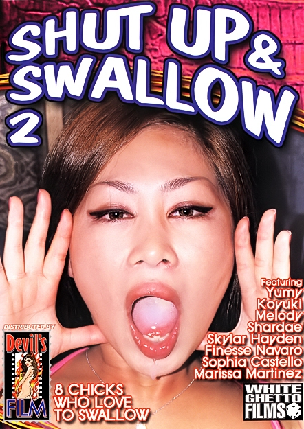 Shut Up And Swallow #02