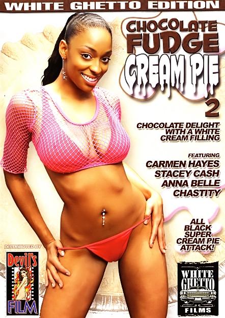 Chocolate Fudge Cream Pie #02