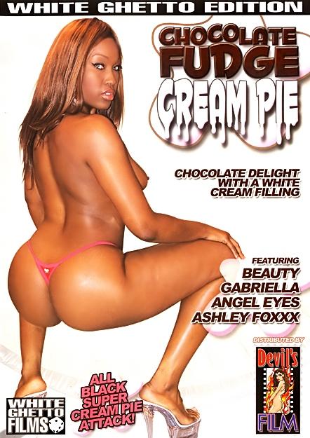 Chocolate Fudge Cream Pie #01
