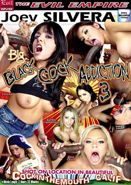 Black Cock Addiction #03