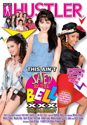 This Ain't Saved By The Bell XXX DVD