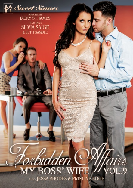 Forbidden Affairs #09 - My Boss's Wife
