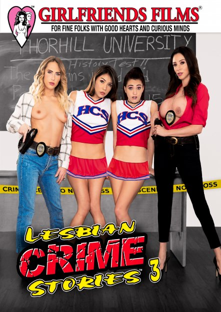 Lesbian Crime Stories #03