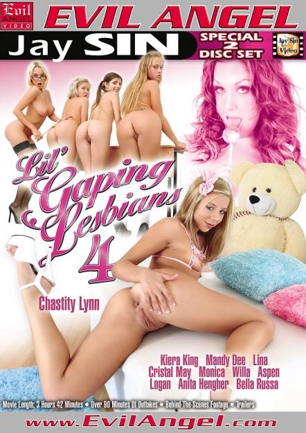 Lil Gaping Lesbians #04