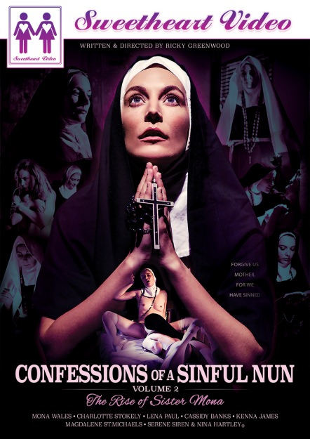 Confessions Of A Sinful Nun #02