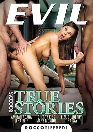 Rocco's True Stories DVD