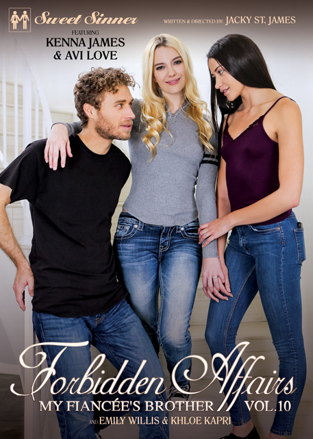 Forbidden Affairs #10 - My Fiancee's Brother