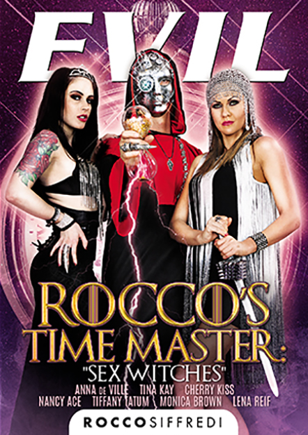 Rocco's Time Master Sex Witches