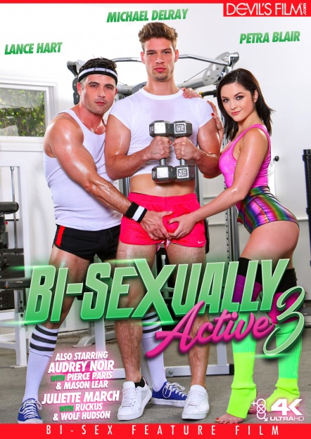 Bi-Sexually Active #03
