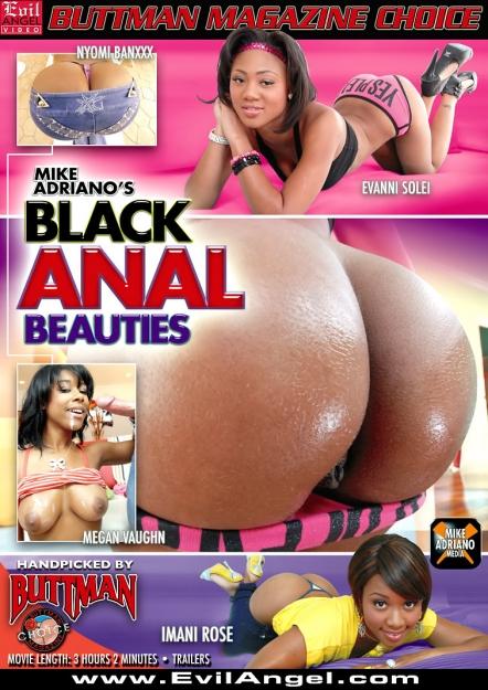 Black Anal Beauties