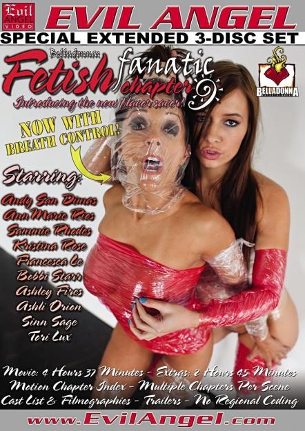 Fetish Fanatics #09