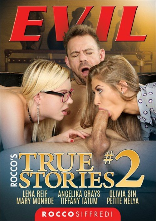 Rocco's True Stories #02 DVD