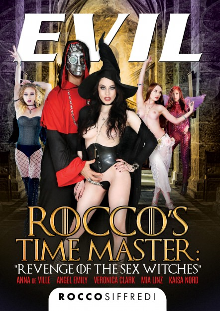 Rocco's Time Master Revenge of the Sex Witches