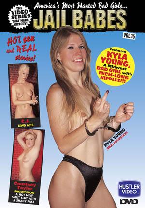 Jail Babes #15 DVD