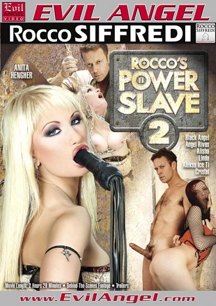 Power Slave #02 DVD