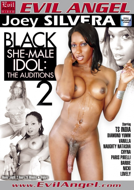 Black Shemale Idol - The Auditions #02