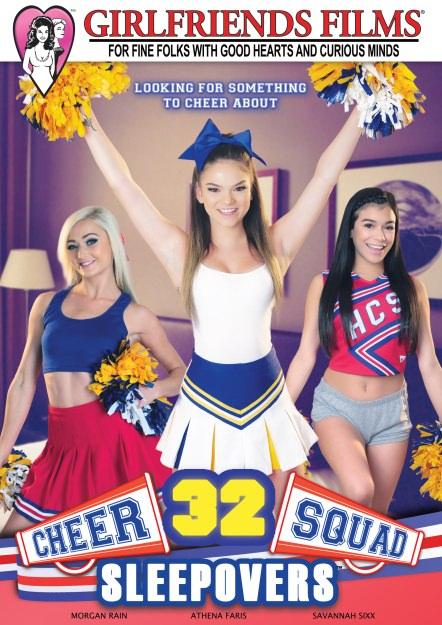 Cheer Squad Slumber Parties #32