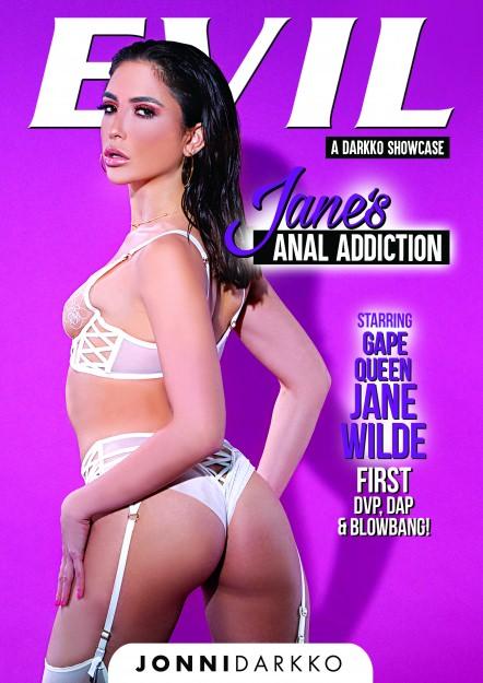 Jane's Anal Addiction