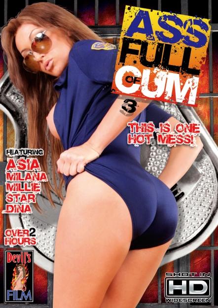 Ass Full Of Cum #03