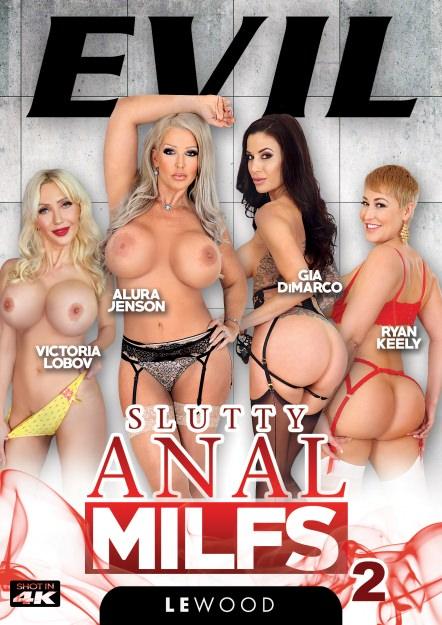 Slutty Anal MILFs #02