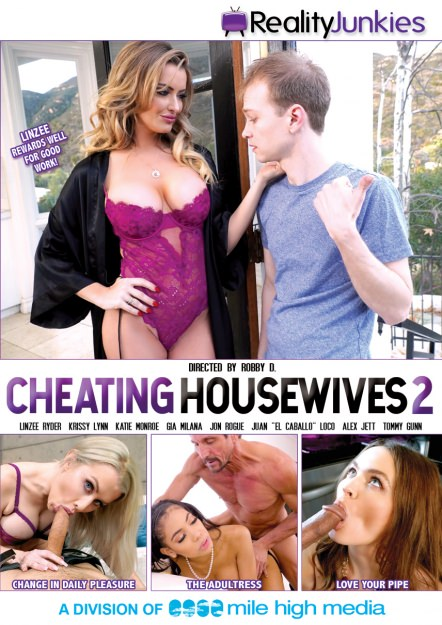Cheating Housewives #02