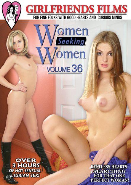 Women Seeking Women #36 DVD