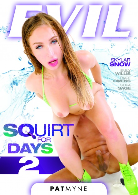 Squirt For Days #02