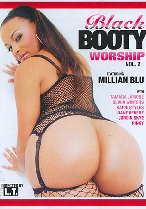 Black Booty Worship #2