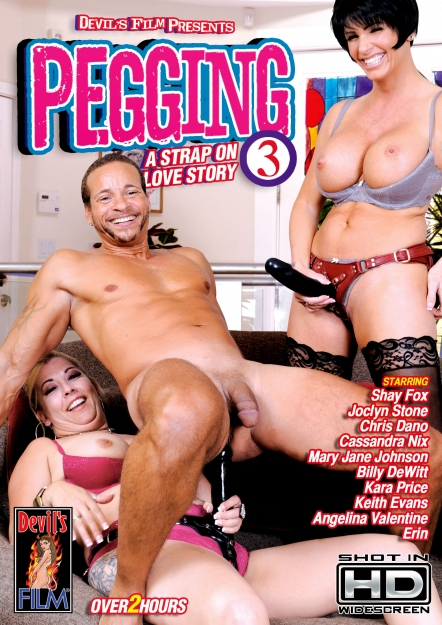 Pegging - A Strap On Love Story #03