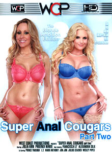 Super Anal Cougars 2