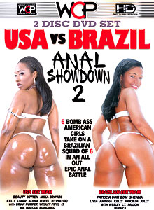 USA vs. Brazil - Anal Showdown 2