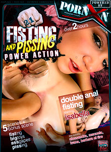 Fisting And Pissing Power Action 21