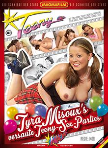Tyra Misoux's versaute Teeny-Sex-Parties