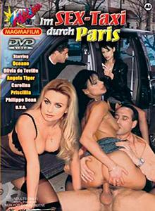 Im Sex - Taxi durch Paris