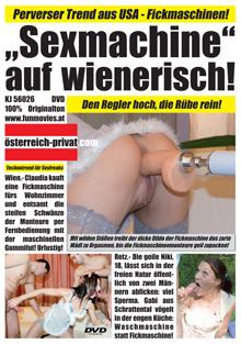 Sexmaschine auf Wienerisch!