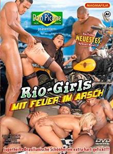 Rio - Girls mit Feür im Arsch