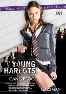 Young Harlots - Gangbang