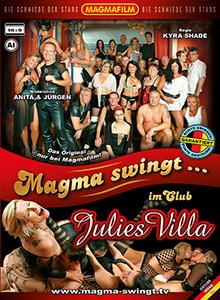 Magma swingt im Swinger Club Julies Villa