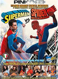 Superman VS Spiderman XXX