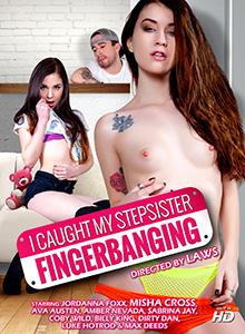 I Caught My Stepsister Fingerbanging