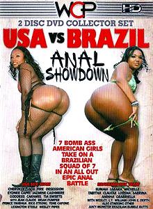 USA Vs Brazil Showdown
